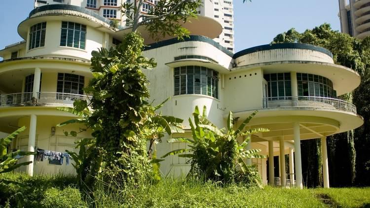 Дом Чи Гуан Чанга, Сингапур