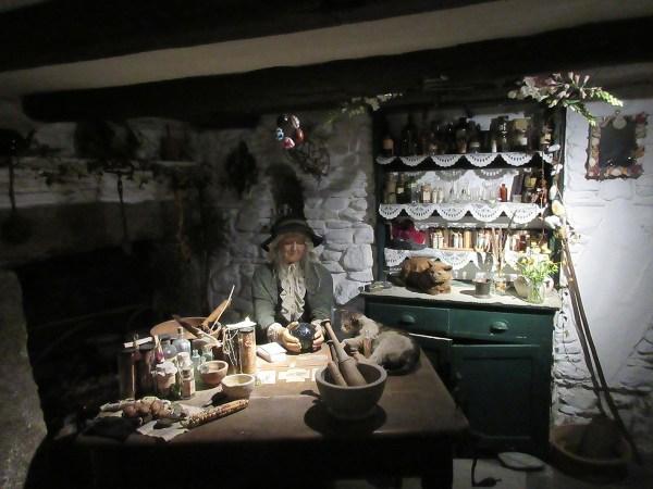 Музей колдовства и магии, Боскасл, Англия