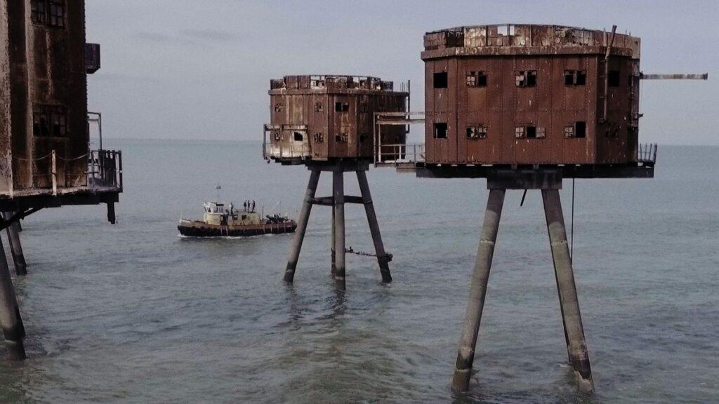 Морские форты Маунселла, Англия