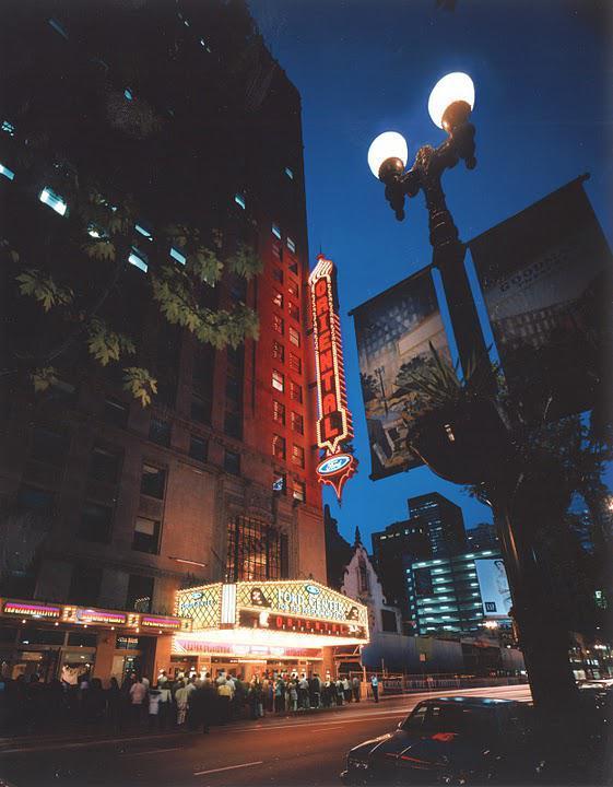 Восточный театр, Чикаго