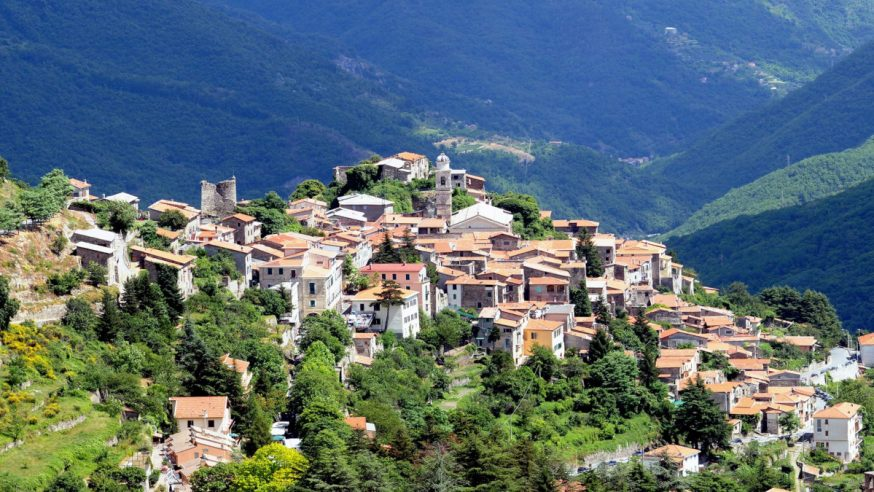 Триора, Лигурия, Италия