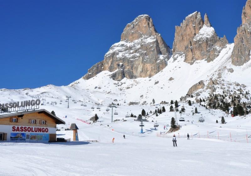 Валь-Гардена, Италия: лучший в Доломитовых Альпах