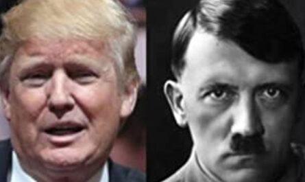 Почему Трампу как и Гитлеру удалось зайти так далеко?