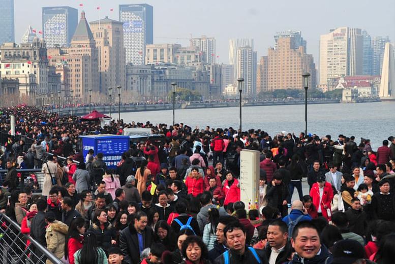 Вот самые густонаселенные города мира (Пекин не на первом месте)