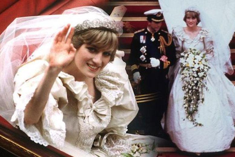 14 странных фактов о свадьбе принцессы Дайаны