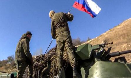 Победил ли Путин в Армяно-азербайджанской войне?