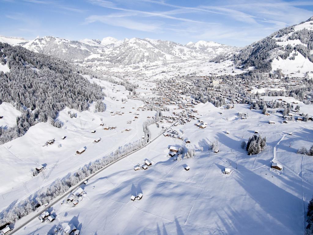 Гштаад, Швейцария: походы и прогулки