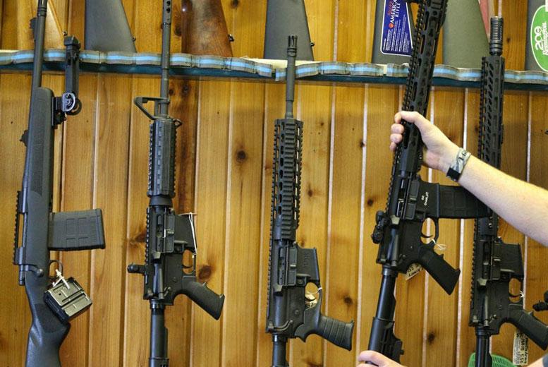Неожиданные факты о владении оружия в США