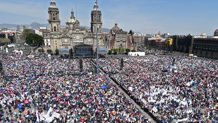 Мехико, Мексика - 21 581 000 человек