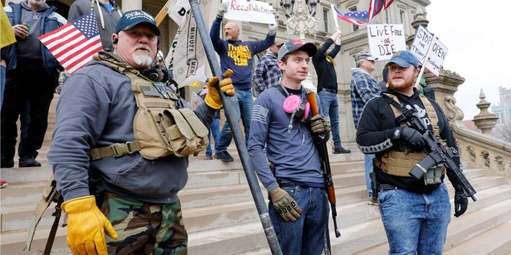 Демография владельцев оружия в США