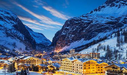 14 самых популярных горнолыжных курортов Европы