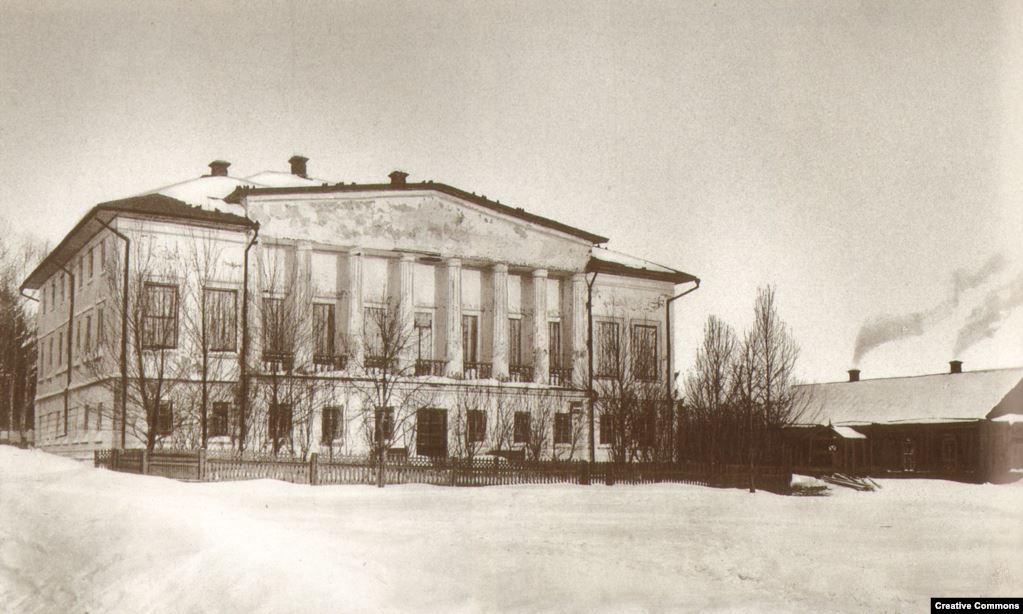 Детский дом Толстого в Ясной Поляне