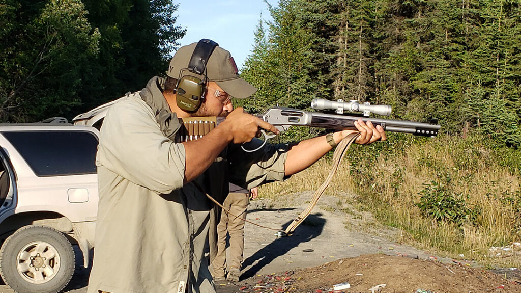 На Аляске самая высокая доля владения оружием