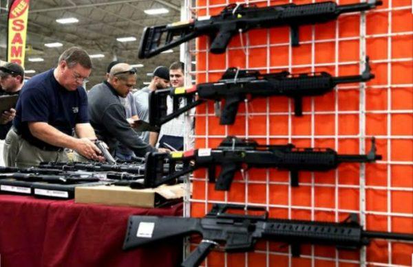 Ежегодно в США проводится более 2000 выставок вооружений