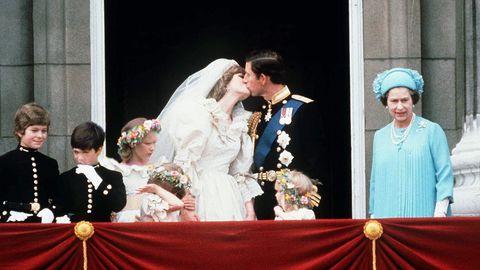 Королевскую свадьбу смотрели около 750 млн человек в 74 странах мира