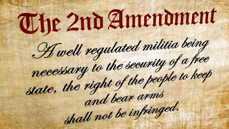 Вторая поправка противоречит современной политике