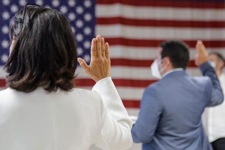 Как стать гражданином США?
