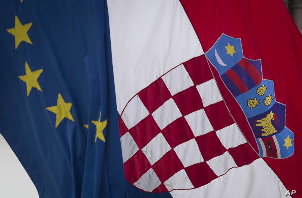 1 июля 2013 года - Хорватия присоединяется к Европейскому Союзу в качестве его 28-го члена