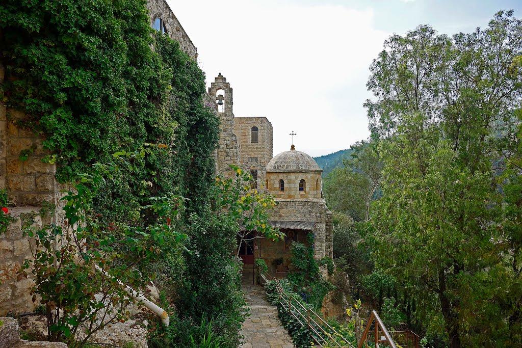 Монастырь святого Иоанна Крестителя в Пустыни