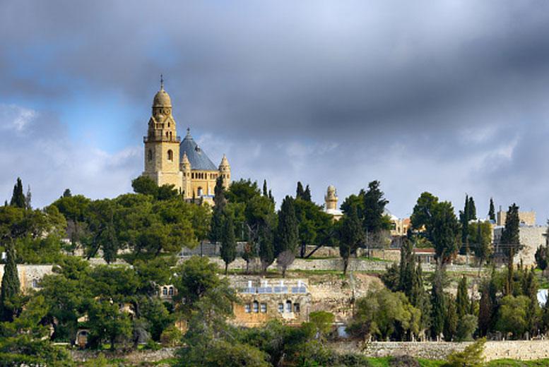 9 самых красивых церквей и монастырей в Израиле