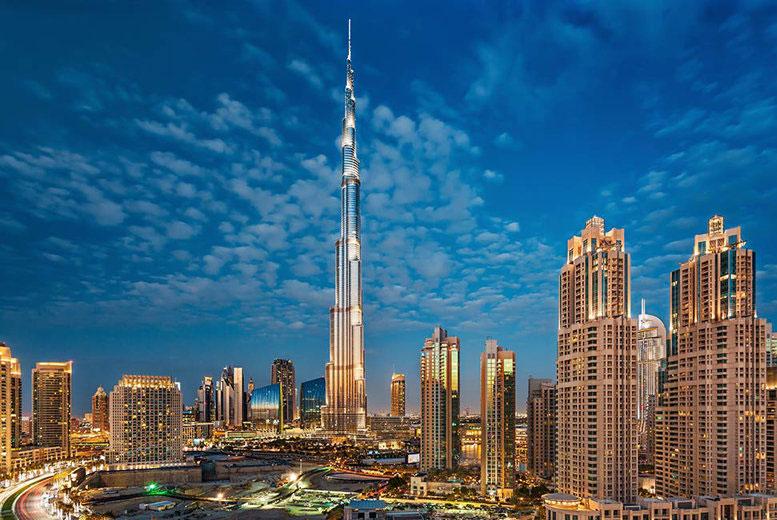 Бурдж-Халифа: 10 фактов о самом высоком небоскребе в мире