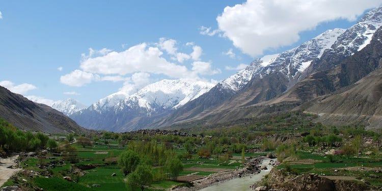 Геополитика Афганистана в исторической перспективе
