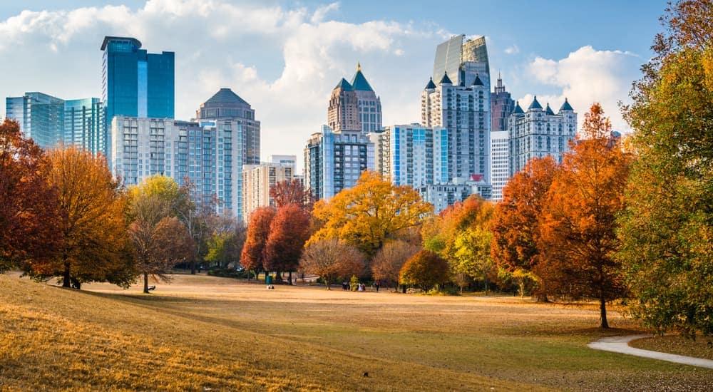Атланта, Джорджия