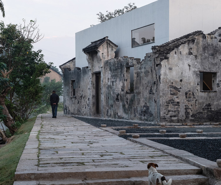 Музей культуры Чжан Ян в Китае