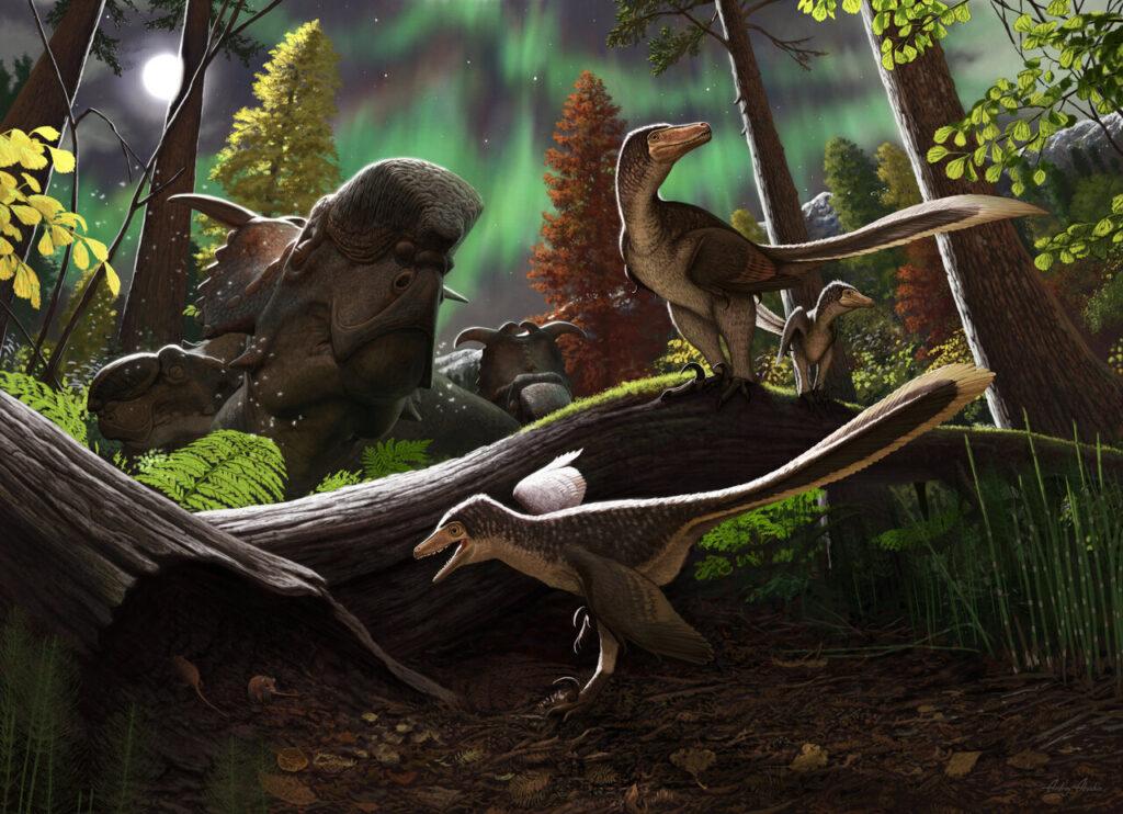 Полярные динозавры