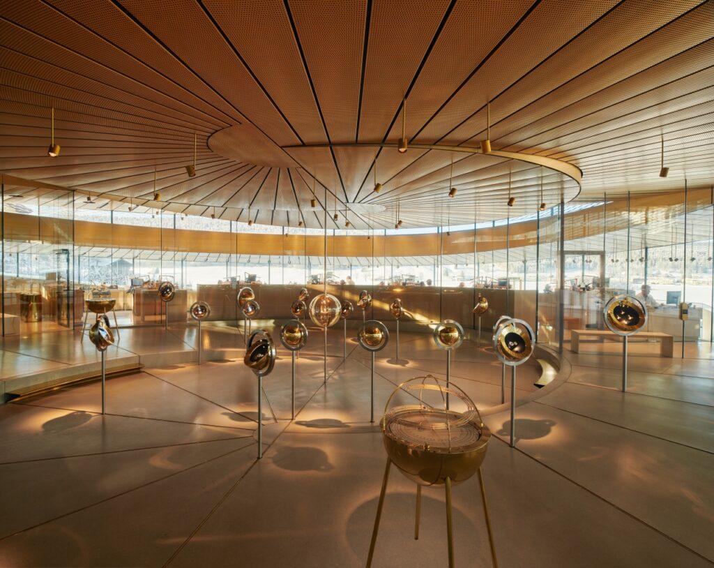 Музей Audemars Piguet в Швейцарии