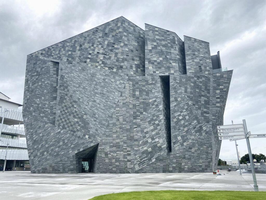Музей культуры Кадокава в Японии