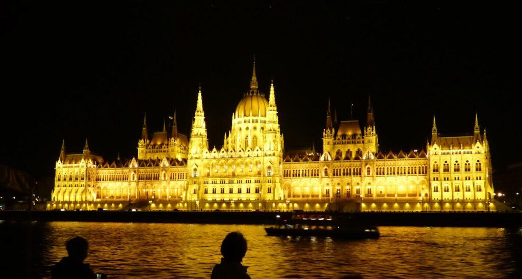 Дунайский дворец