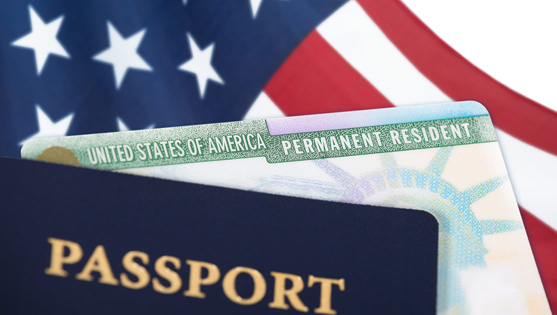 Шаг первый - Иммиграция