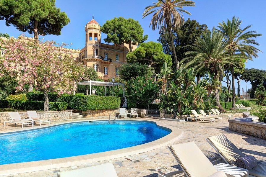 Вилла Игиеа, Сицилия