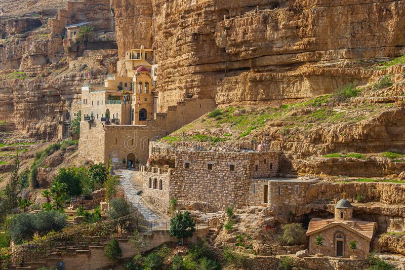 Монастырь Святого Георгия Хозевита, Вади-эль-Кильт