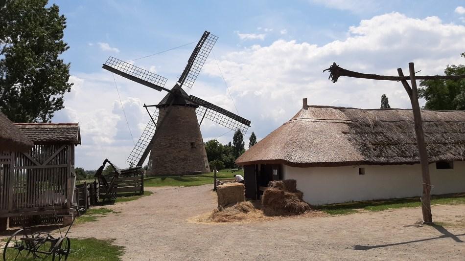 Венгерский музей под открытым небом