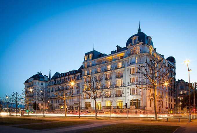 Отель The Woodward, Женева