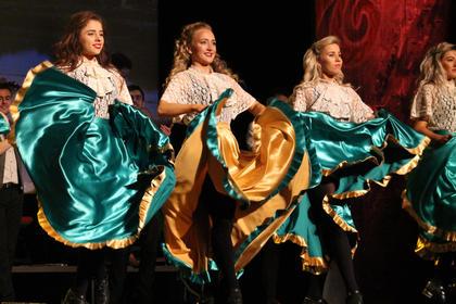 Ирландские танцы - Ирландия