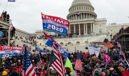 Трампизм: возможна ли вторая гражданская война в США?
