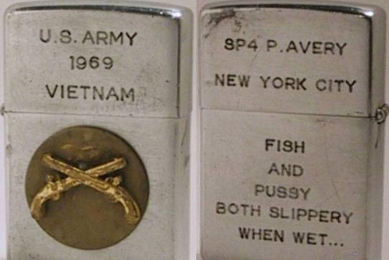 Как зажигалка Зиппо стала культовым символом армии США