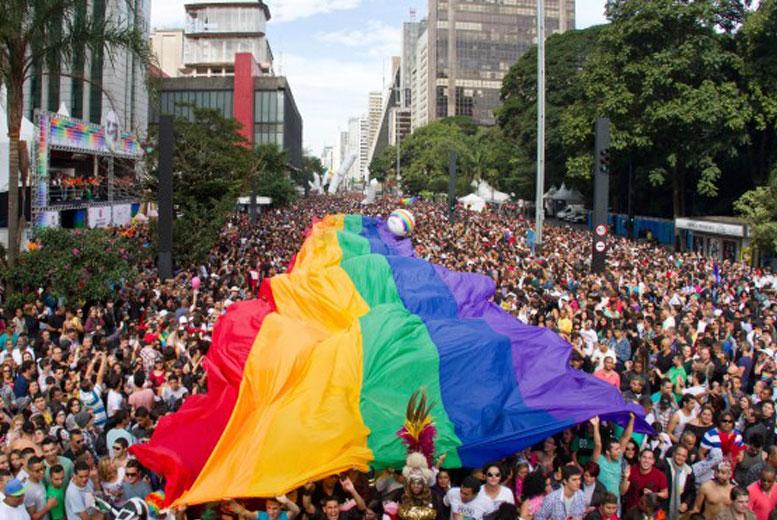 13 крупнейших гей-парадов в мире