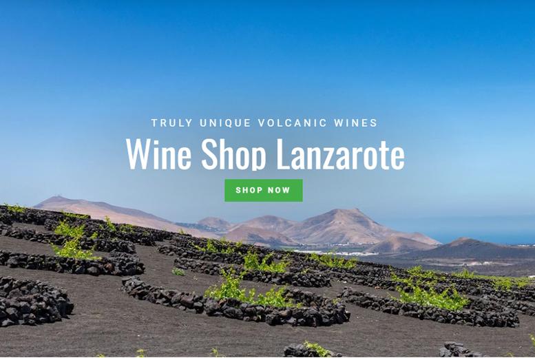 Попробуйте вулканические вина Лансароте