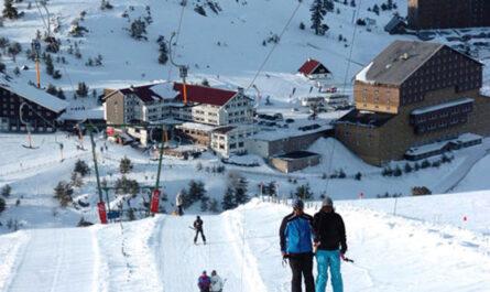 8 мест для горнолыжного отдыха в Турции