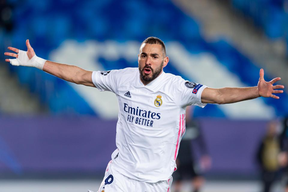 Карим Бензема - Реал Мадрид