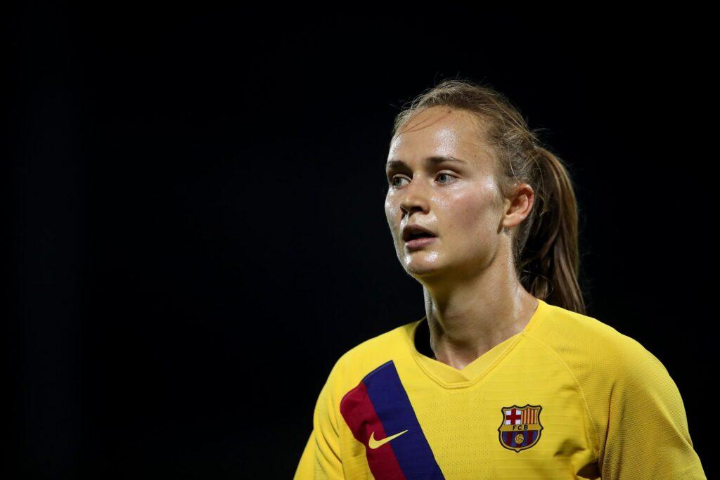 Каролина Грахам Хансен - Барселона и сборная Норвегии