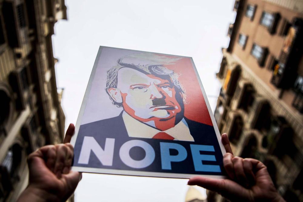 Трамп - фашист?