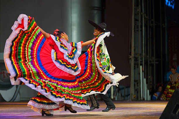 Харабе тапатио - Мексика