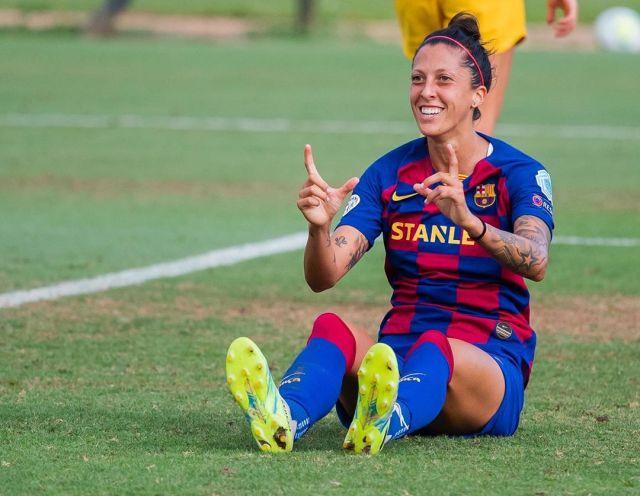 Дженни Эрмосо - Барселона и сборная Испании