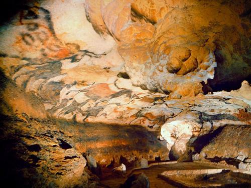 Пещера Ласко (Франция)