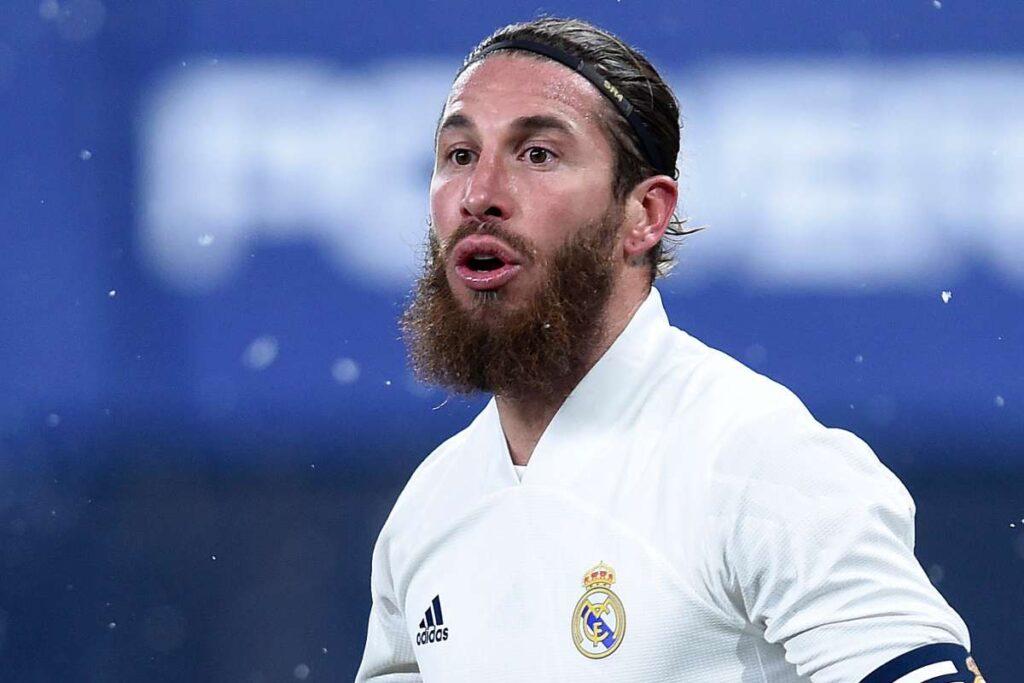 Серхио Рамос - Реал Мадрид и сборная Испании